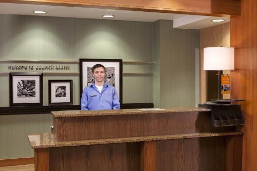 Hampton Inn Council Bluffs - Council Bluffs, IA 51501