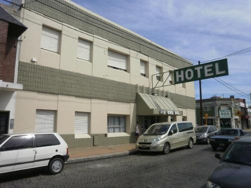 Hotel Ro Che Hil Tandil Photo