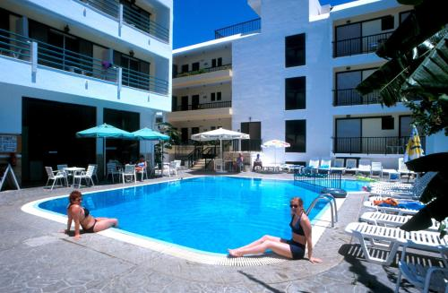 Poseidon Hotel and Apartments in kos - 2 star hotel