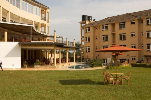 City Royal Resort Hotel, Kampala