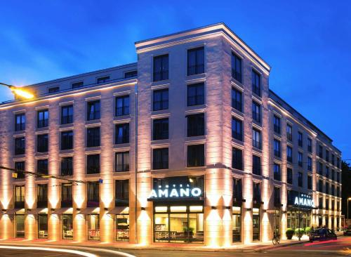 Hotel Amano, Berlin, Germany, picture 22