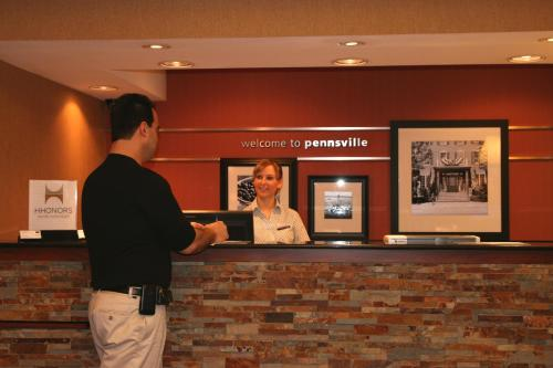 Hampton Inn Pennsville Photo
