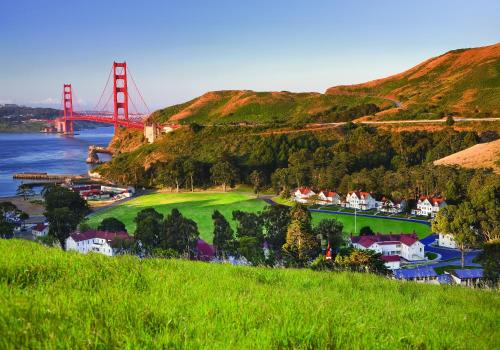 Cavallo Point - Sausalito, CA 94109