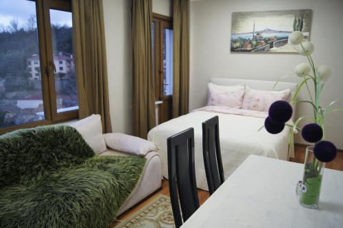 Zekeriyaköy Cemed Family Flats Bosphorus odalar