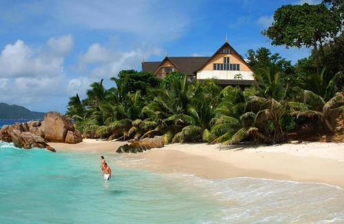 Patatran Village Hotel, La Digue