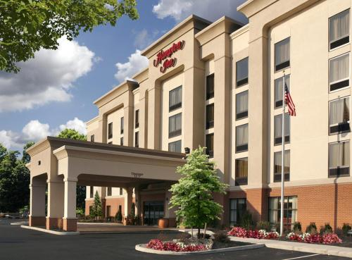 Hampton Inn Springfield South Enfield - Enfield, CT 06082