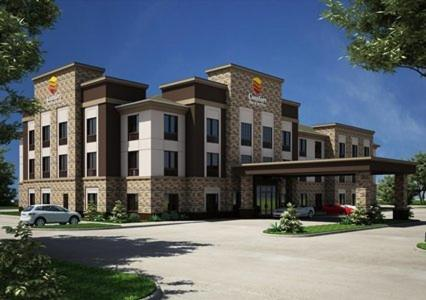 Comfort Inn & Suites Woodward Photo