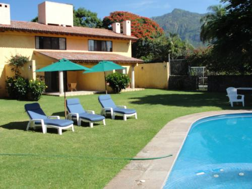 Las Casitas Tepoztlán Photo