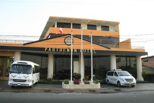 Parthenon Hotel y Eventos Photo