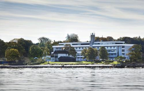 First Hotel Marina, eco-hotel in Vedbæk, Denemarken