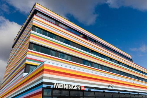 MEININGER Hotel Berlin Airport photo 13