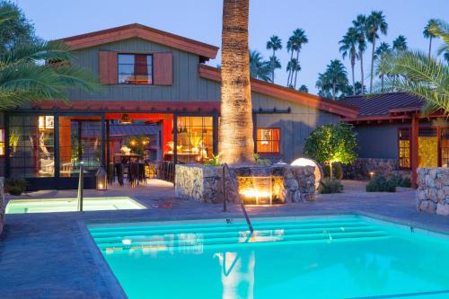 Sparrows Lodge , Palm Springs, USA, picture 14