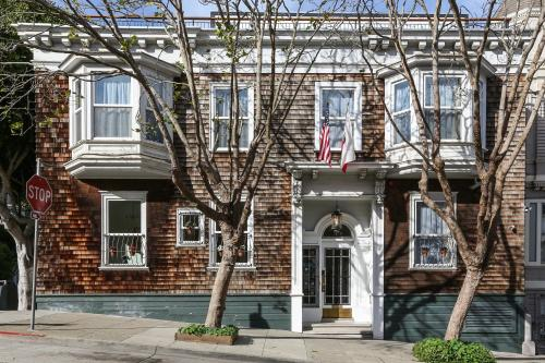 The Grove Inn - san-francisco - booking - hébergement