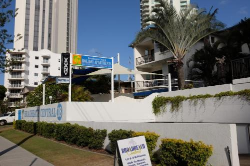 Broadbeach Central Holiday Units