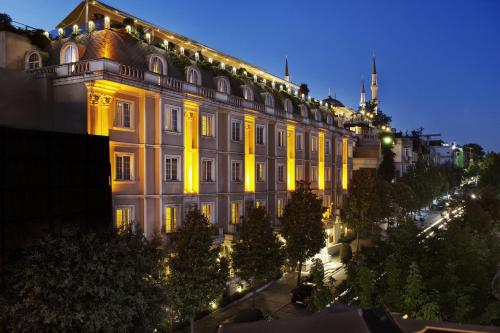 Eresin Crown Hotel-Special Category - istanbul -