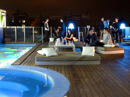 Axel Hotel Barcelona & Urban Spa photo 26