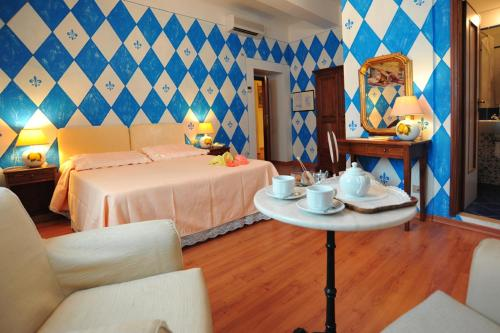 Hotel Albion - Florence - hebergement