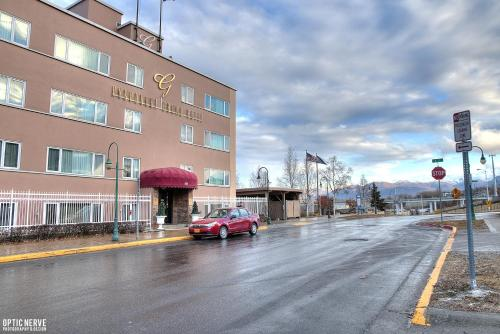 Anchorage Grand Hotel - anchorage -