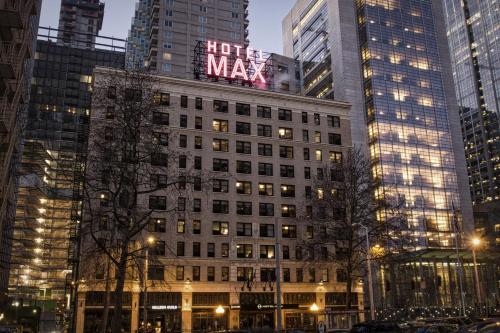 Hotel Max, a Provenance Hotel, Seattle, USA, picture 1