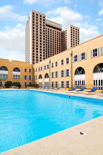 Hilton New Orleans Riverside - New Orleans, LA 70140