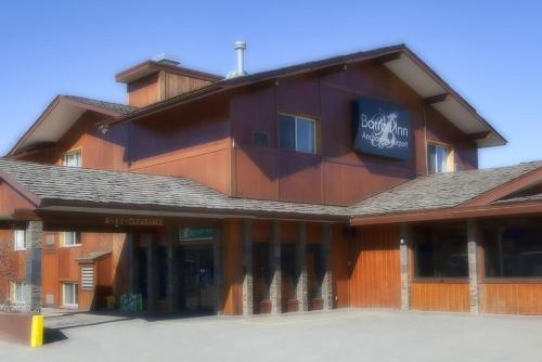 Barratt Inn Anchorage Airport - anchorage -