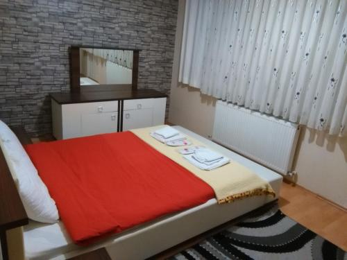Taksim Red Apple Apartment odalar