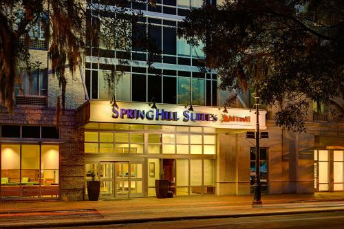 Springhill Suites Savannah Downtown/Historic District - Savannah, GA 31401
