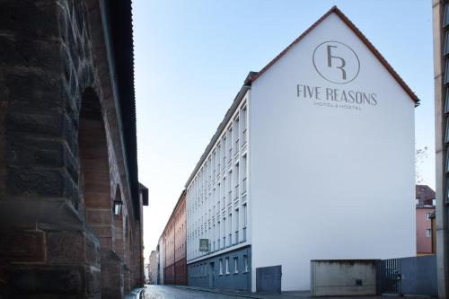 Unterkunft Five Reasons Hostel & Hotel
