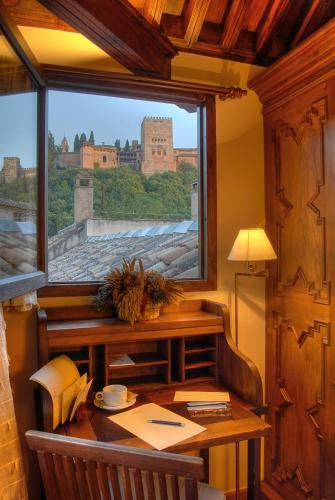 Hotel casa morisca review granada spain travel for La casa de granada madrid