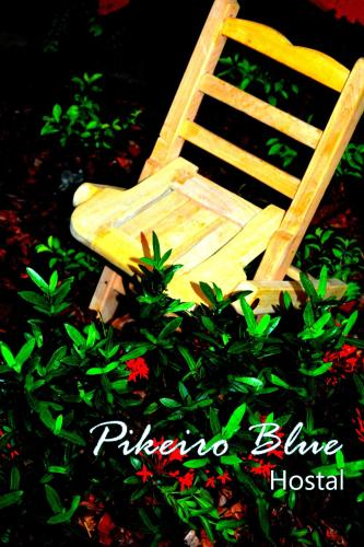 Hotel Pikeiro Blue Photo