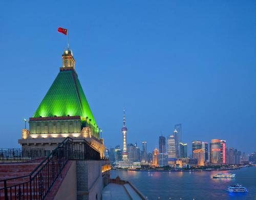 Fairmont Peace Hotel On the Bund photo 43