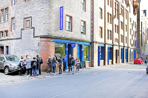 Image of Cowgate Hostel