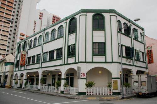 Footprints Hostel, Singapore - singapour -