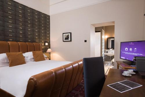 Hotel Du Vin, 25 Church St, Birmingham B3 2NR, United Kingdom.