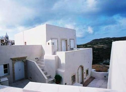 Corte O. Suites - Chora Greece