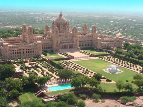 Umaid Bhawan Palace , Jodhpur  , Indien, picture 29