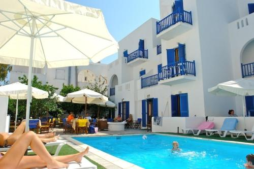 Frangiscos Inn - Livadia Greece