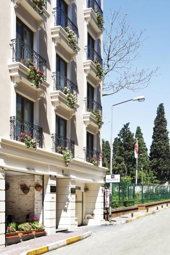 Istanbul Belle Maison Serviced Residence address