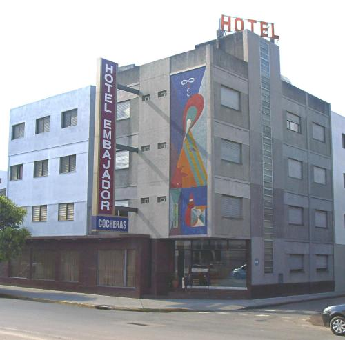 Hotel Embajador Photo