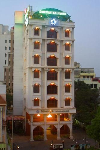 Hotel Maurya International Photo