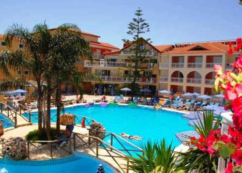 Tsilivi Beach Hotel - Tsilivi Greece