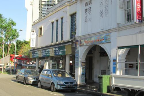 MKS Backpackers Hostel - Cuff Road - singapour -