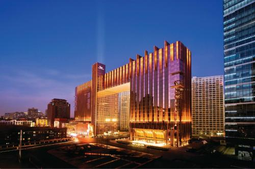 Fairmont Beijing impression