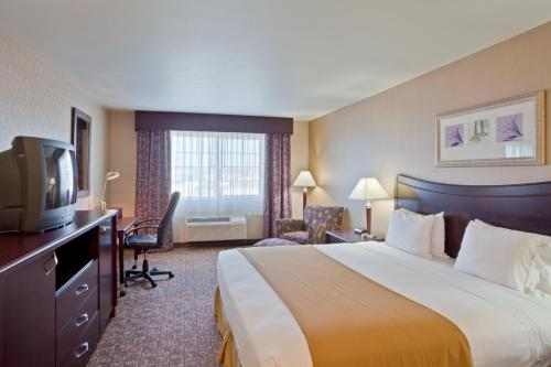 Holiday Inn Express Spokane-Downtown Photo