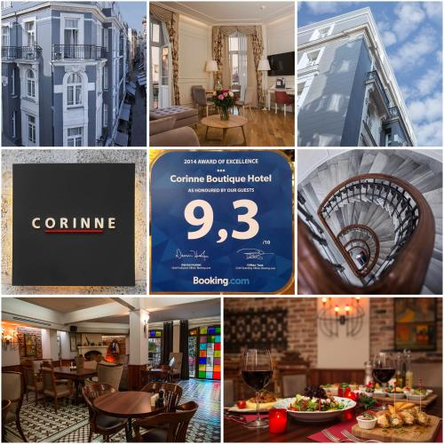 İstanbul Corinne Art & Boutique Hotel coupon