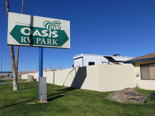 Oasis Rv Park Mesquite Nv United States Overview