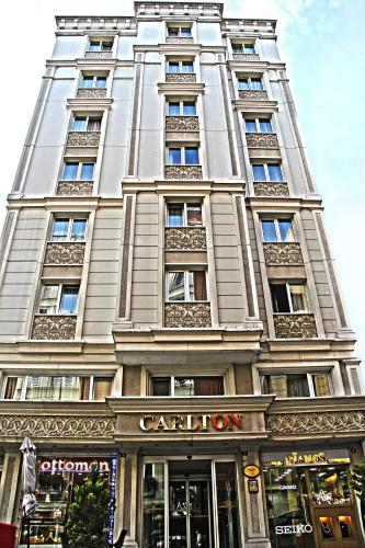 İstanbul Carlton Hotel rooms