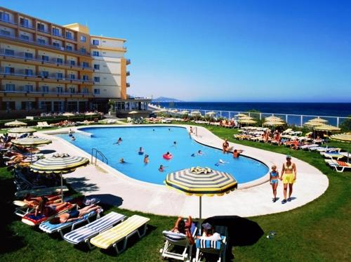 Belvedere Beach Hotel - 31, Akti Kanari str. Greece