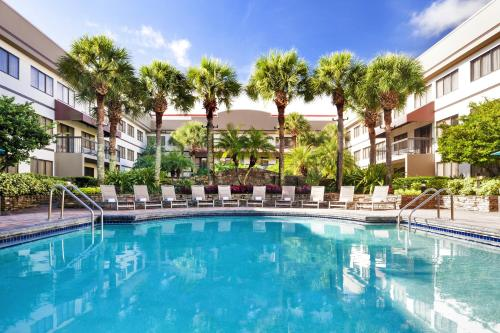 Sheraton Suites Orlando Airport Hotel photo 13