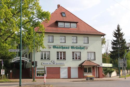 Gasthaus &amp; Hotel Gr&uuml;nhof Francfort sur l'Oder